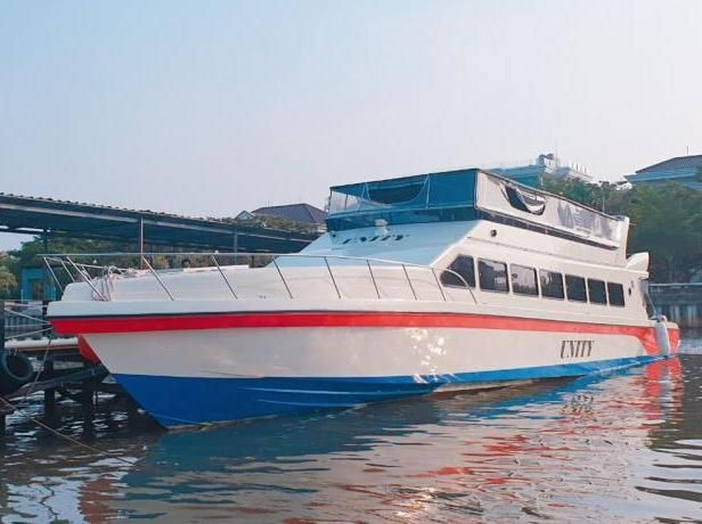Susul Ancol, Dermaga Marina ke Pulau Seribu juga Tutup Sementara
