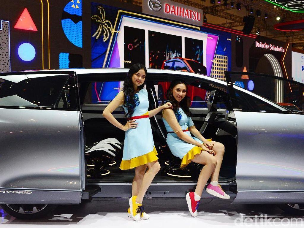 5 Hari di GIIAS 2019, Penjualan Daihatsu Naik 7 Persen