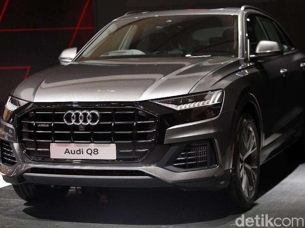 Audi Juga Tawarkan Mobil Anti-peluru untuk RI-1