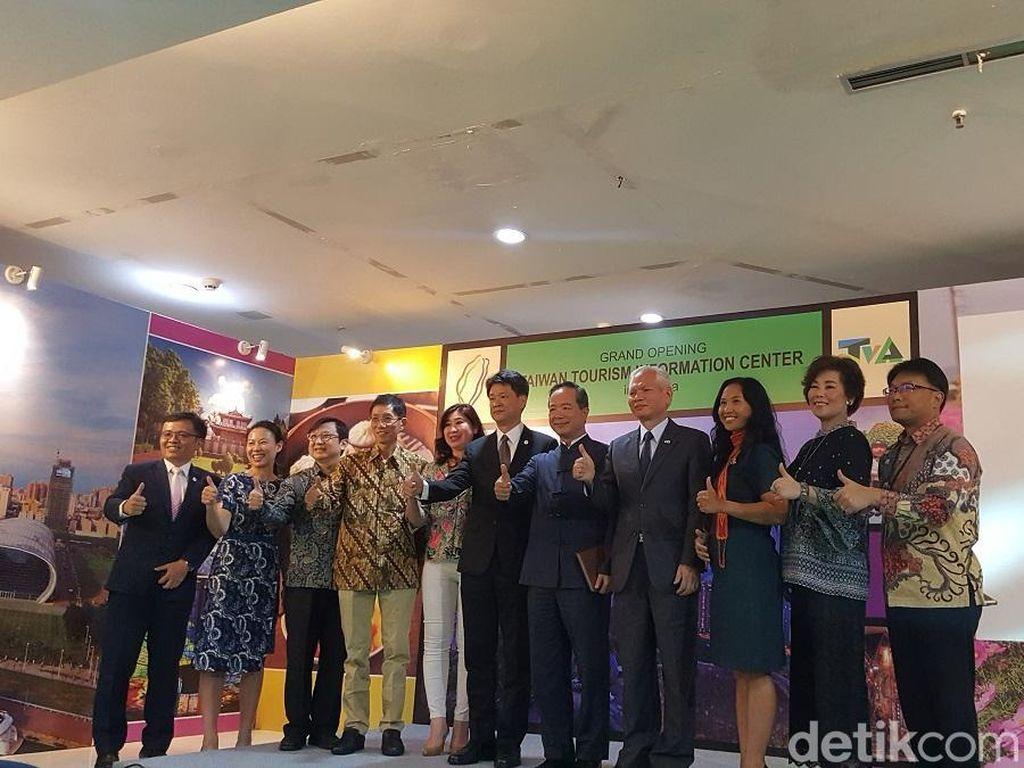 Taiwan Resmikan Pusat Informasi Wisata di Jakarta