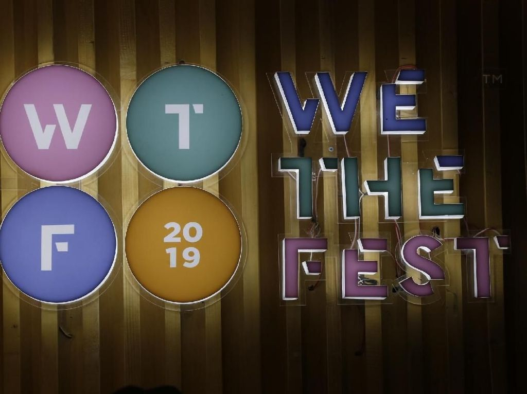 We The Fest Virtual Digelar September 2020