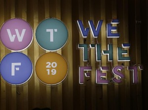 Migos hingga Oh Wonder Isi Line Up We The Fest 2020