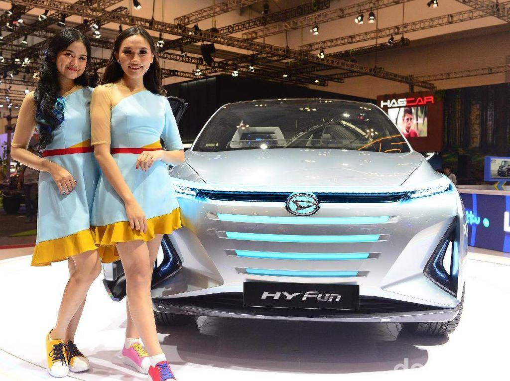 Mobil Masa Depan Daihatsu Hy-Fun