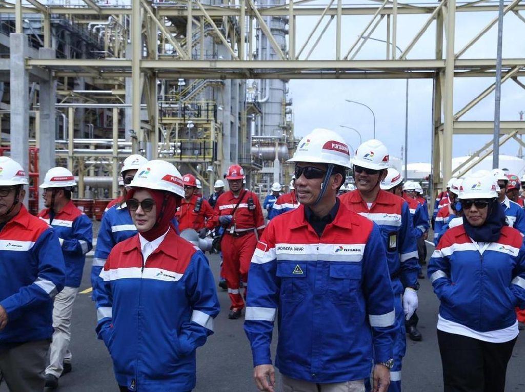 Pertamina Juga Tawarkan Proyek Petrokimia ke Aramco di Cilacap