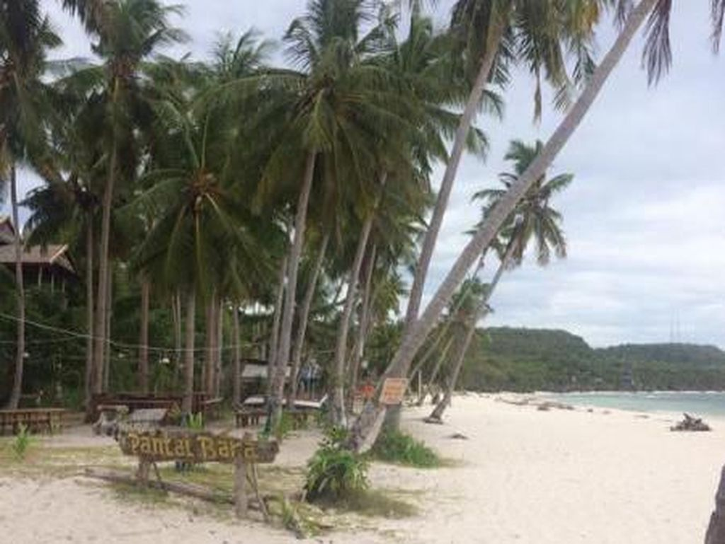 Pantai Bara di Bulukumba, Obat Penghilang Penat