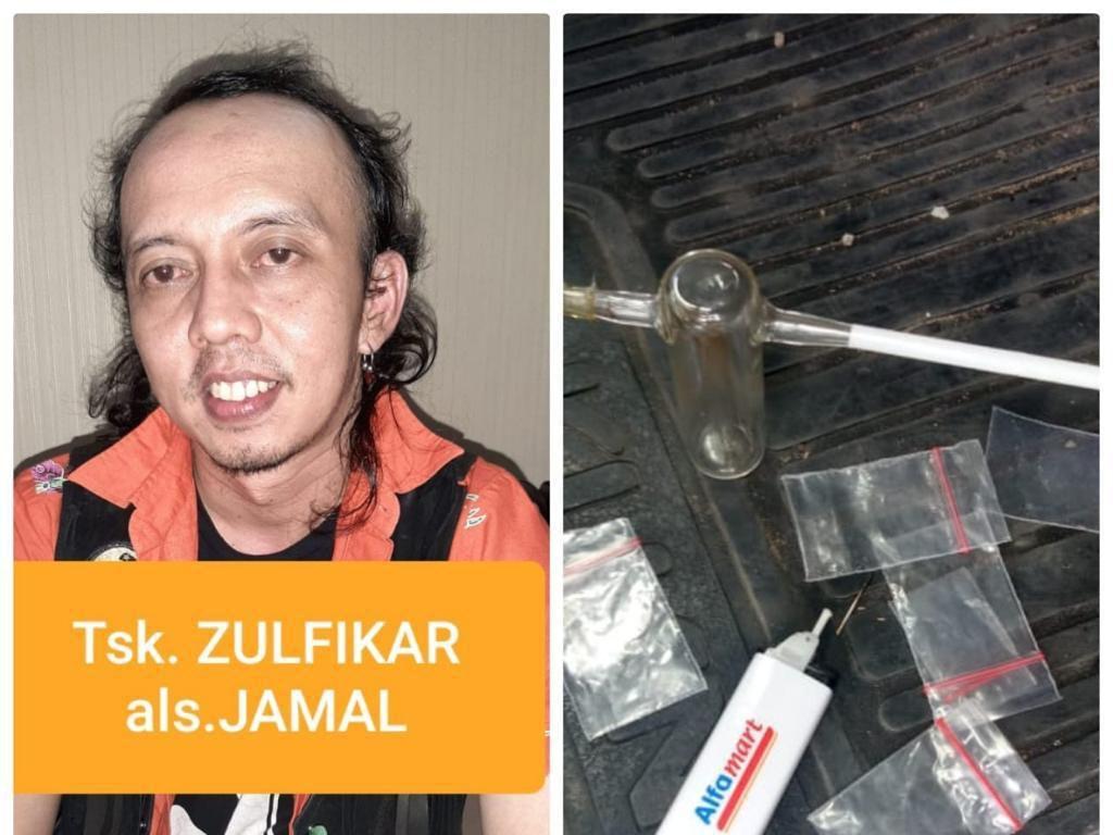 Ditangkapnya Jamal karena Sabu Bikin Geger Grup WA Preman Pensiun