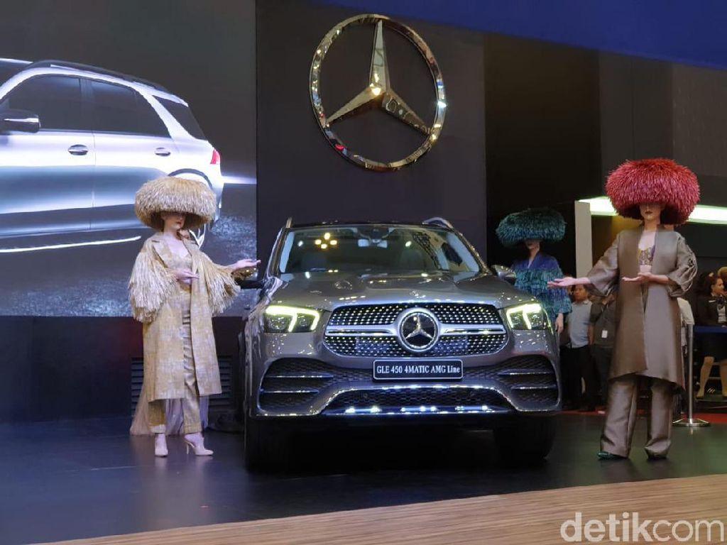 Mercedes-Benz Sambut Baik Pajak Berdasarkan Emisi