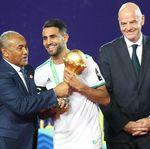 Mahrez Lima Trofi Dalam Setahun