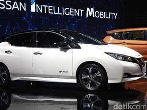 Ssst.. Ini Bocoran Harga Mobil Listrik Nissan Leaf di RI