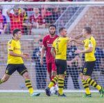 Drama Lima Gol Kala Liverpool Bertemu Dortmund