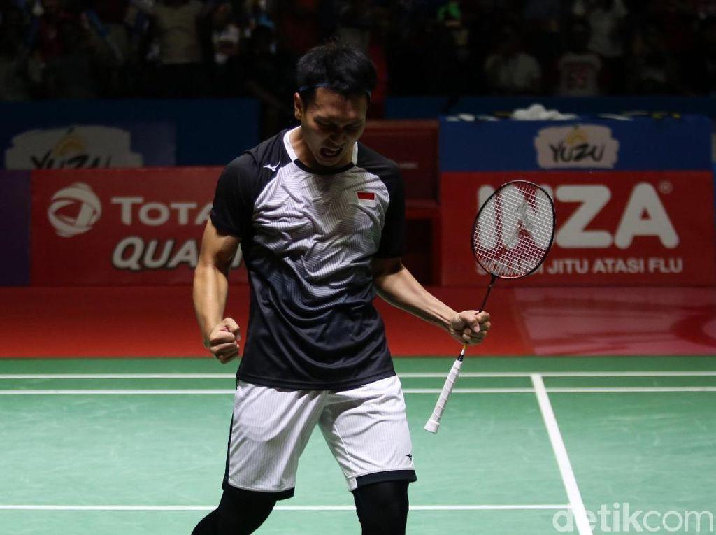 Indonesia Pastikan Gelar di Indonesia Open 2019, Ini Para Finalisnya