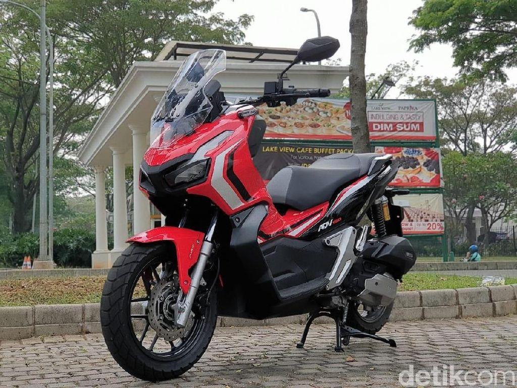 Setelah Indonesia, Honda ADV 150 Siap Meluncur di Filipina