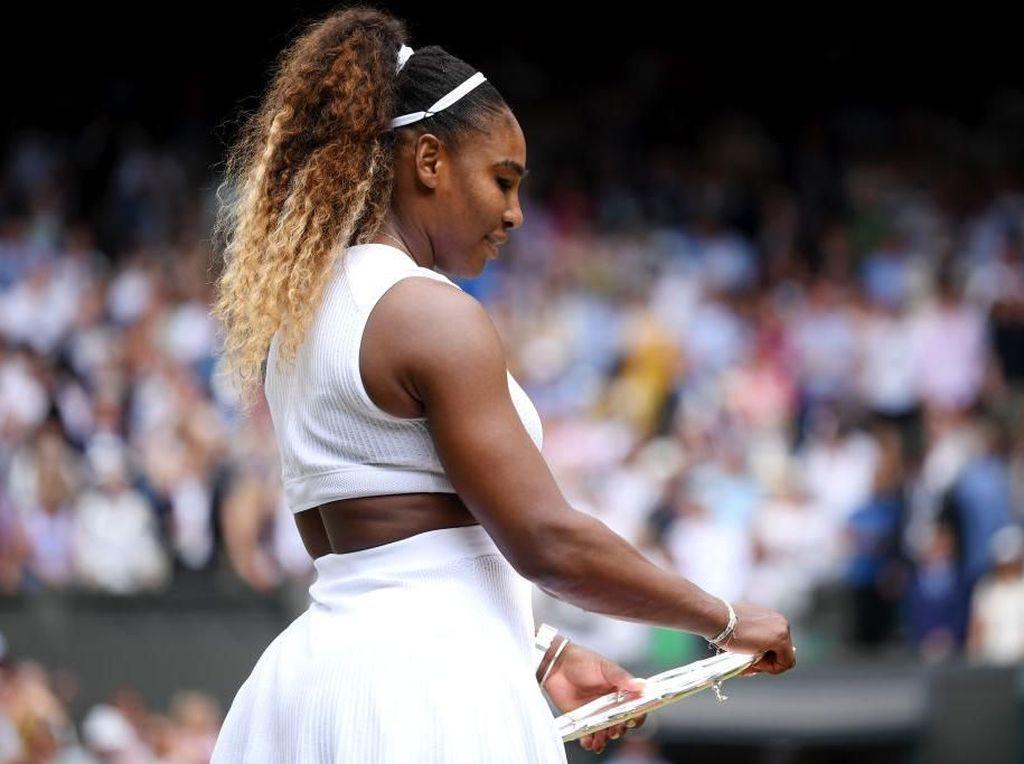 Transformasi Dramatis Rambut Serena Williams dari Lapangan ke Red Carpet