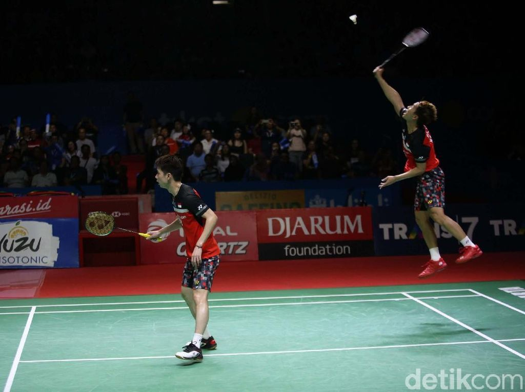 Saksikan Live Streaming Final Indonesia Open di Sini