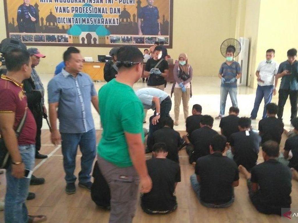 Polda Jambi Jelaskan Pemicu Anggota TNI-Polri Dikeroyok Saat Patroli Karhutla