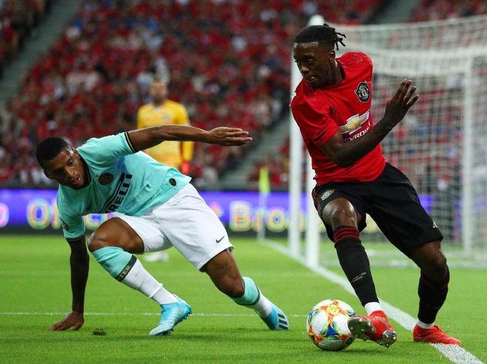 MU menang 1-0 atas Inter Milan di International Champions Cup 2019. (Foto: Yong Teck Lim/International Champions Cup/Getty Images)
