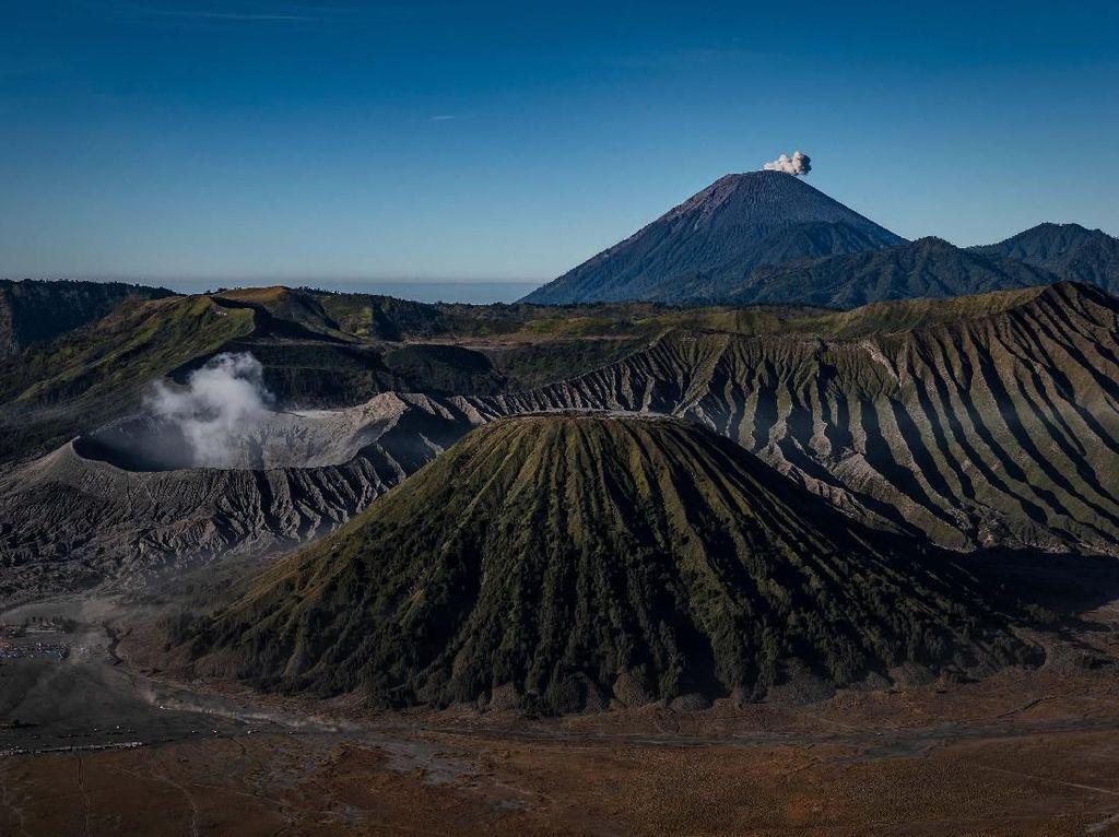 Gunung Bromo yang Eksotis Bisa Bikin Serasa Bukan di Bumi