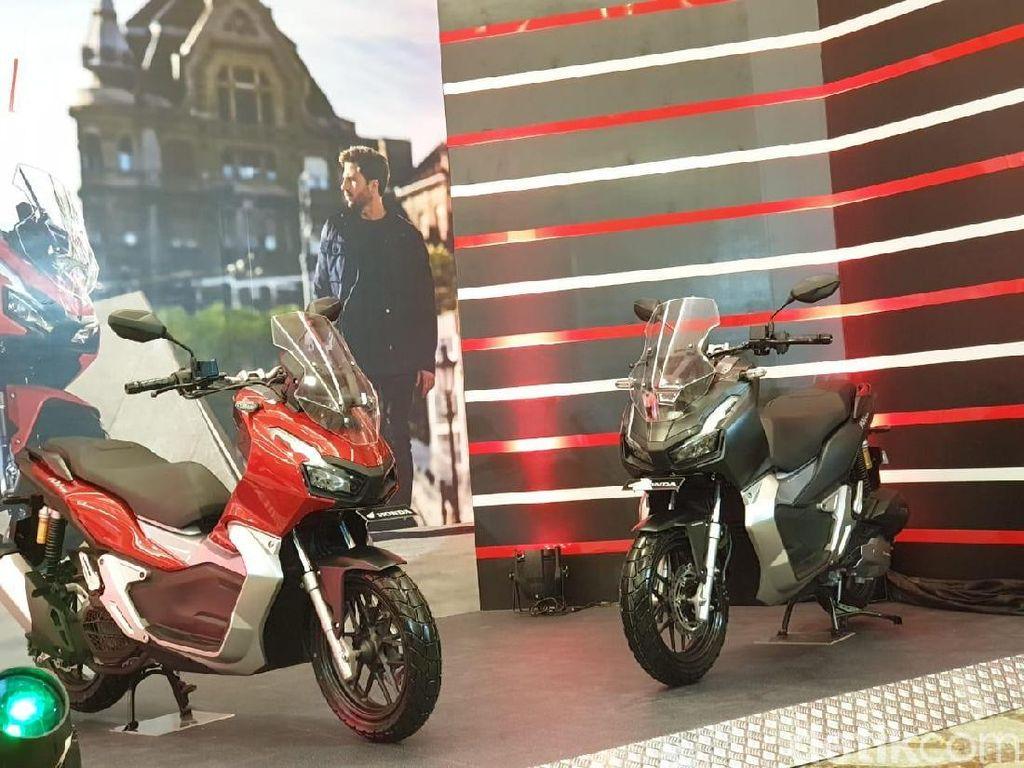 Merek Italia Kesulitan Gerak di Antara Motor-motor Jepang