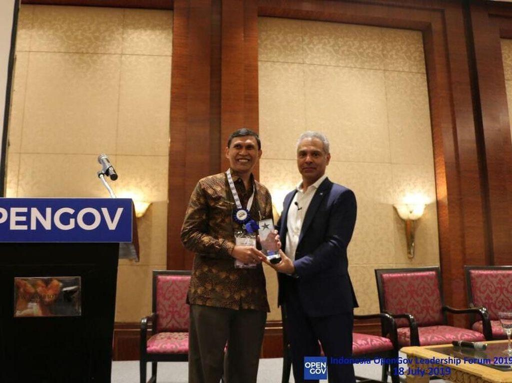 Kementan Raih Penghargaan Inisiatif Agriculture 4.0