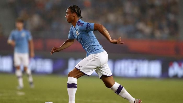 Leroy Sane terus digoda Bayern Munich (Fred Lee/Getty Images for Premier League)