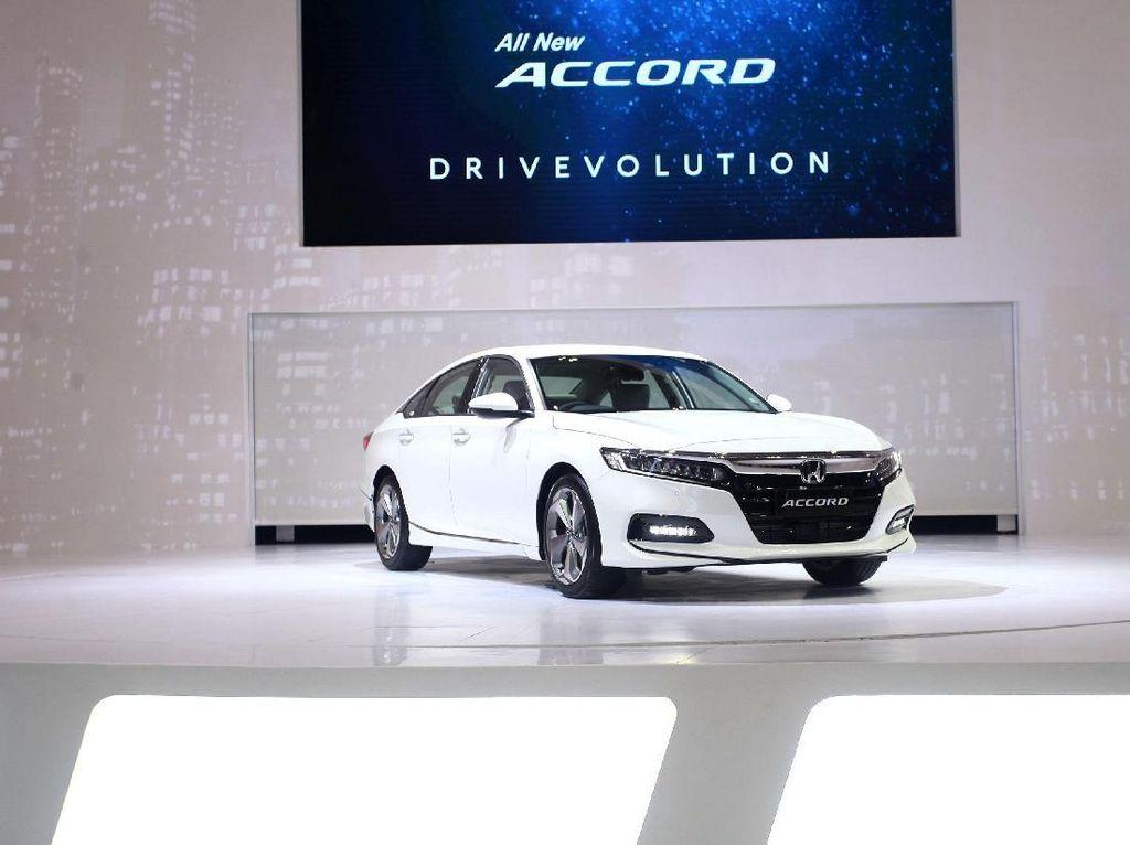 Pakai Mesin Turbo, Honda Accord Bisa Lebih Irit Bensin