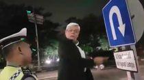 Ini Penyebab Profesor Ceramahi Polantas Surabaya yang Videonya Viral