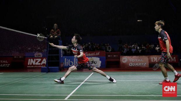 Kevin Sempat Kesal dengan Liu Yuchen di Indonesia Open