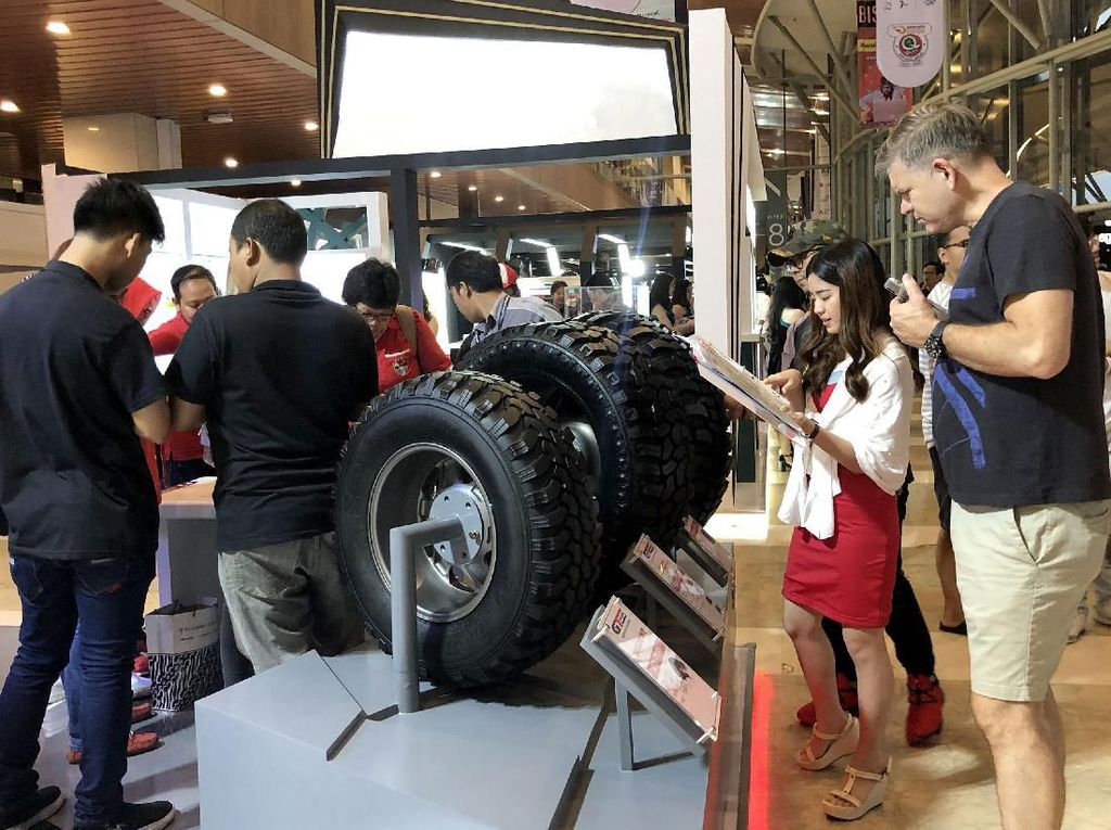 GT Radial Ikut Ramaikan GIIAS 2019