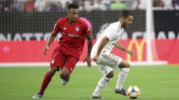 Gabung Madrid, Hazard Berpeluang Raih Ballon d'Or