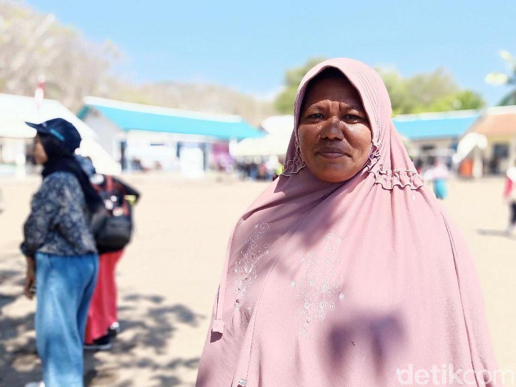 Cerita Warga Pulau Rinca Melaut ke Labuan Bajo demi Obati Sakit Gigi
