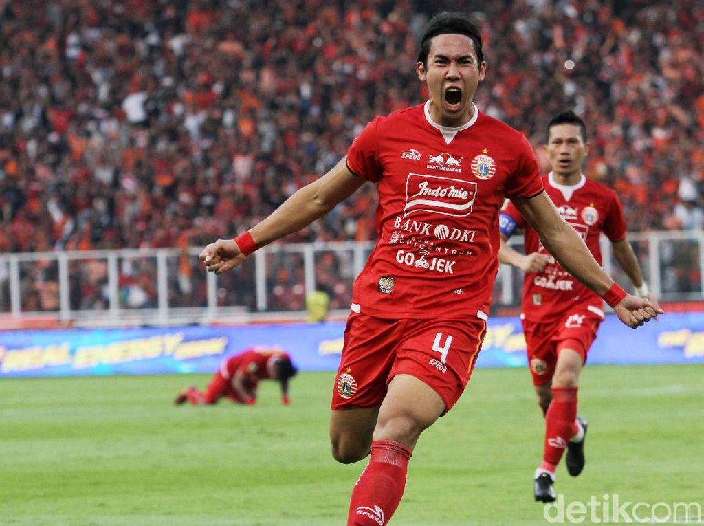 Persija Pinjamkan Ryuji Utomo ke Klub Promosi Liga Super Malaysia