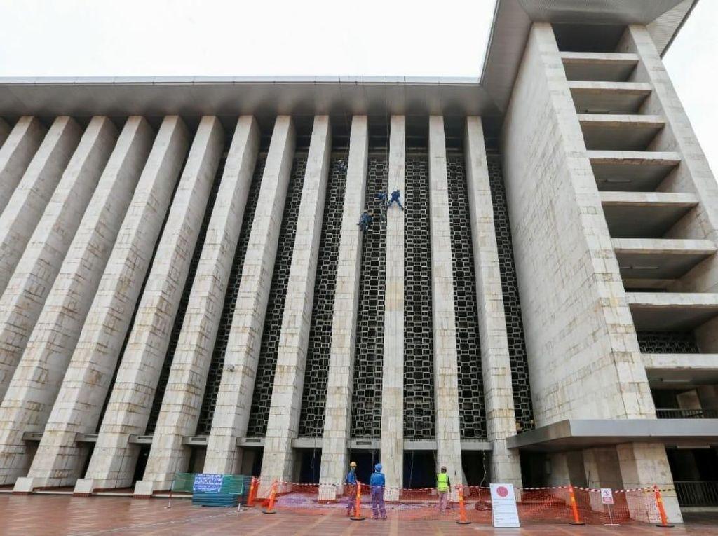 Sejarah Masjid Istiqlal yang Jadi Simbol Kemerdekaan Bangsa