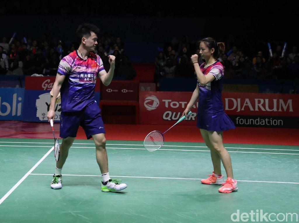 Zheng Siwei/Huang Ya Qiong Tetap Tancap Gas Kumpulkan Poin Olimpiade 2020