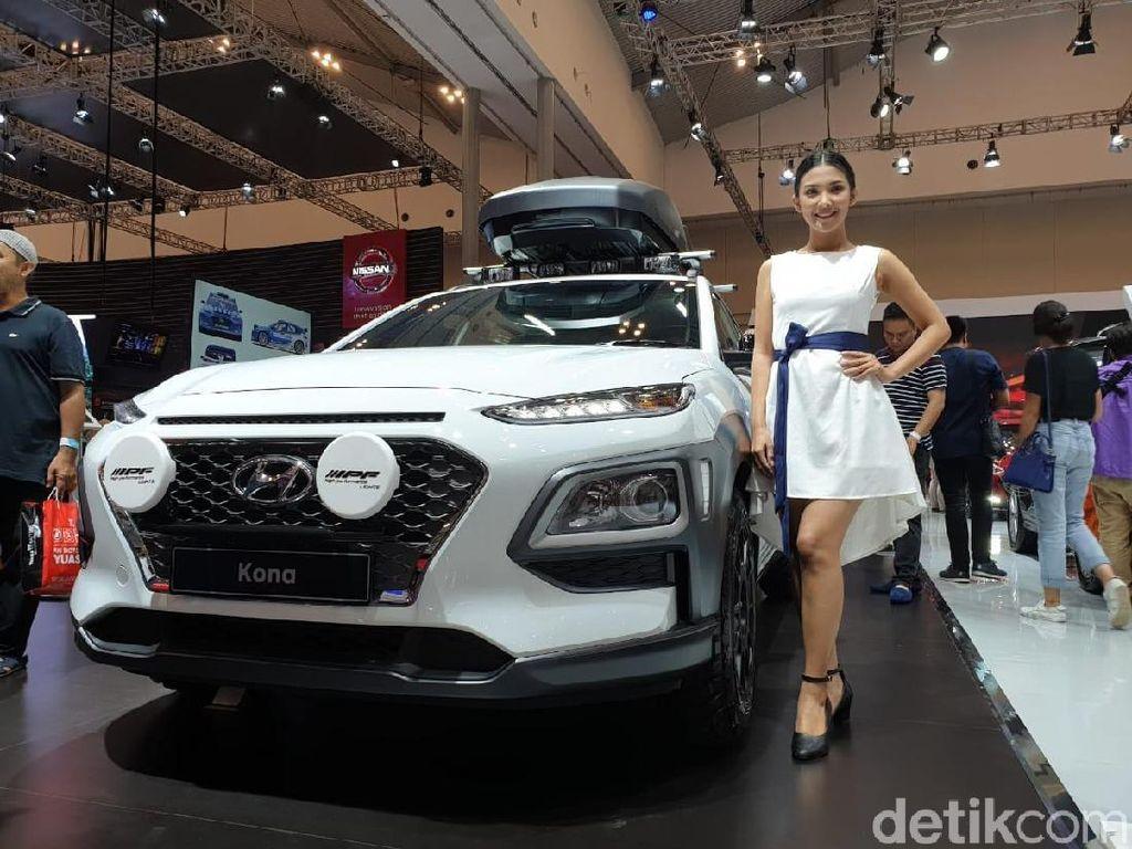 GIIAS 2019: Gantengnya Hyundai Kona Bertampang Rally Look
