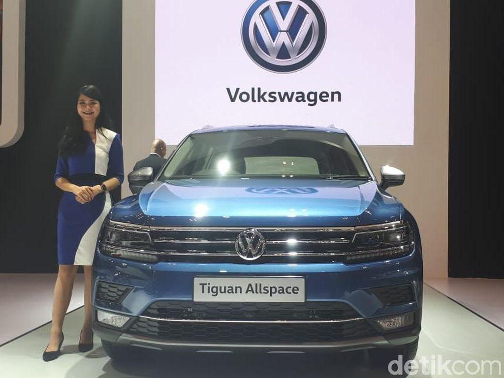 GIIAS 2019: VW Kenalkan Tiguan 7 Penumpang Rakitan Indonesia