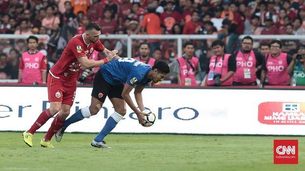 LIVE Report: PSM vs Persija di Final Piala Indonesia