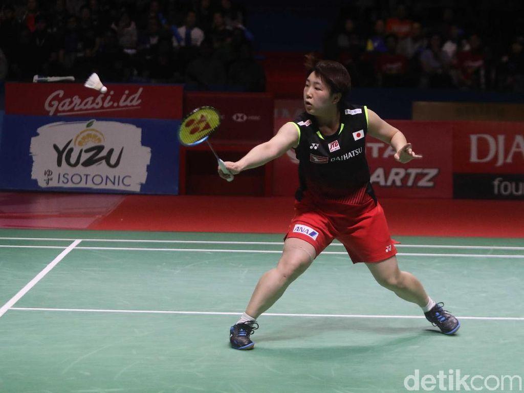 Kalahkan Sindhu, Akane Juara Tunggal Putri Indonesia Open