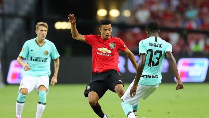 Ole Gunnar Solskjaer sudah menyiapkan tempat untuk Mason Greenwodn di skuat Manchester United (Pakawich Damrongkiattisak/Getty Images)