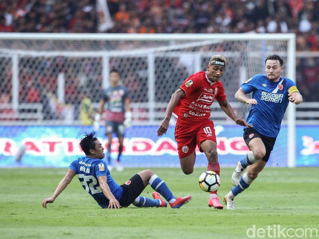 Jadwal Siaran Langsung Final Piala Indonesia: PSM Vs Persija