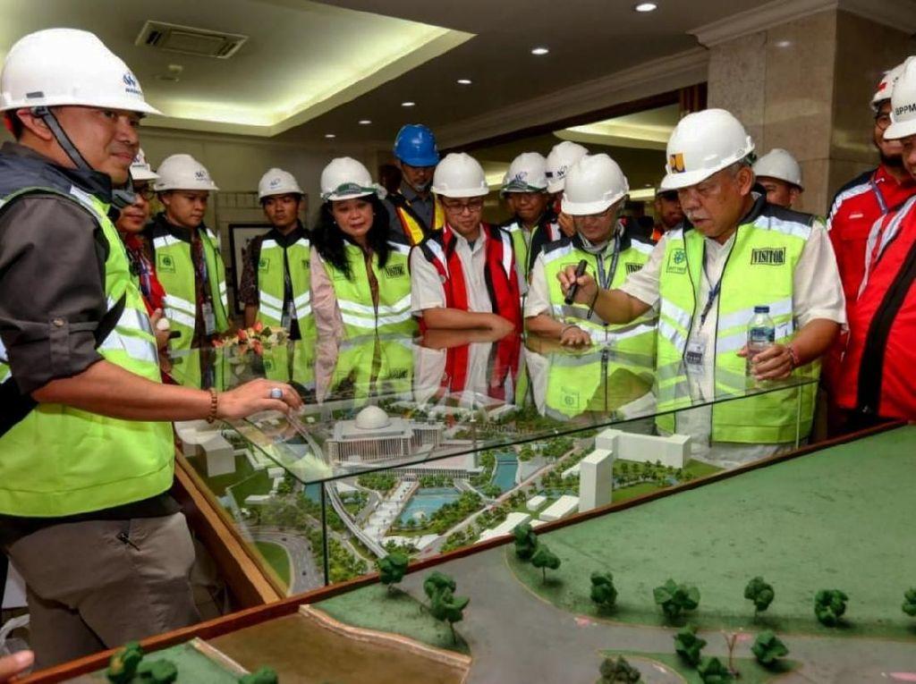 Kelar 2020, Begini Potret Renovasi Masjid Istiqlal