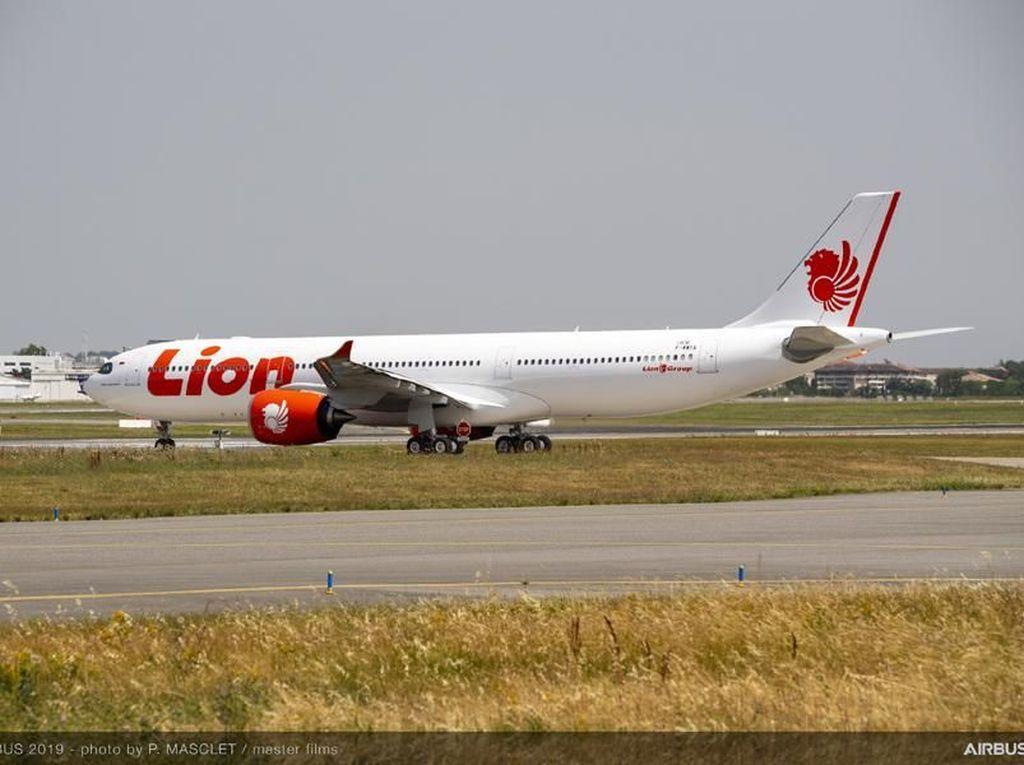 Foto: Pesawat Airbus Terbaru Lion Air, Pertama di Asia Pasifik