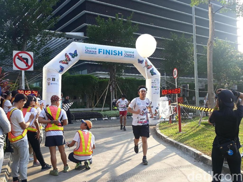 Serunya Lari Pagi di Second Chance Charity Run 2019