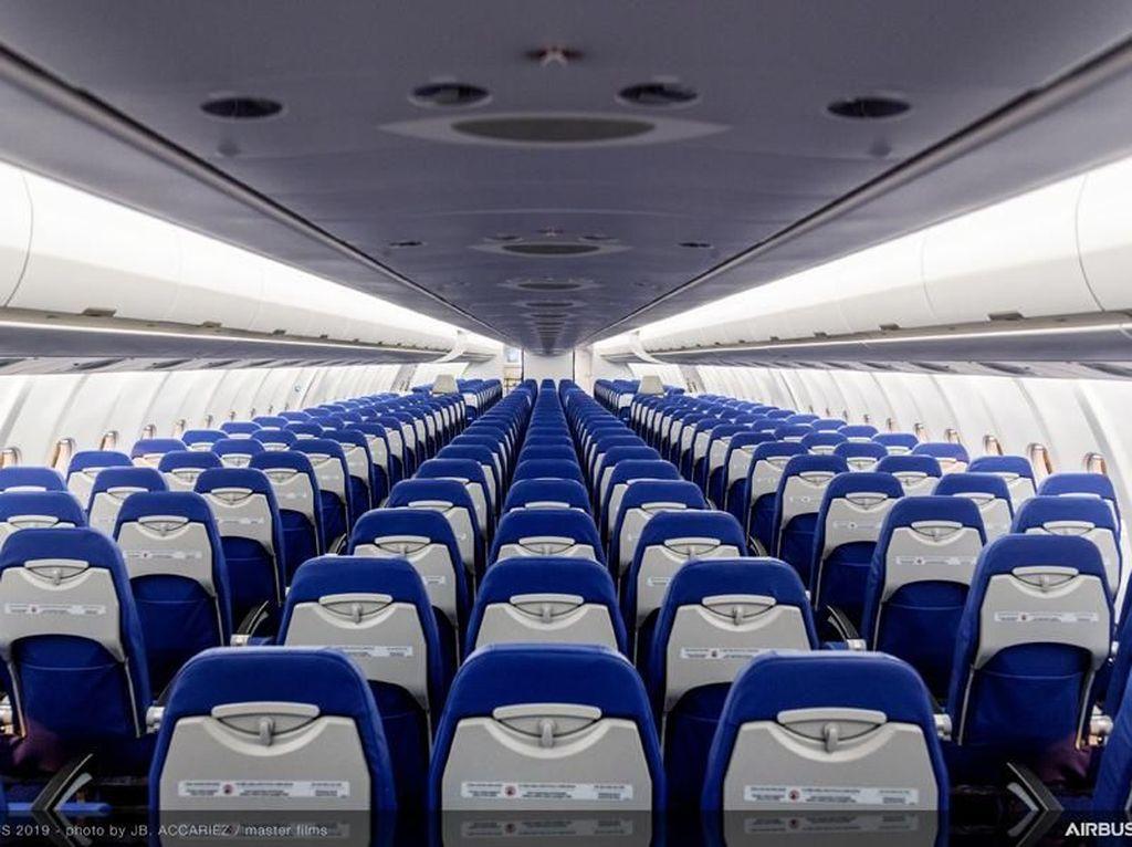 Pertama di Asia Pasifik, Singa Merah Punya Pesawat Airbus Terbaru