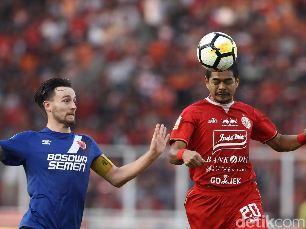 Persija Jakarta Vs Persebaya Surabaya di GBK Jadi Laga Perpisahan Bepe?