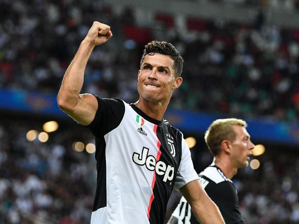 Demi Ronaldo, Juventus Mesti Bertahan Lebih Baik