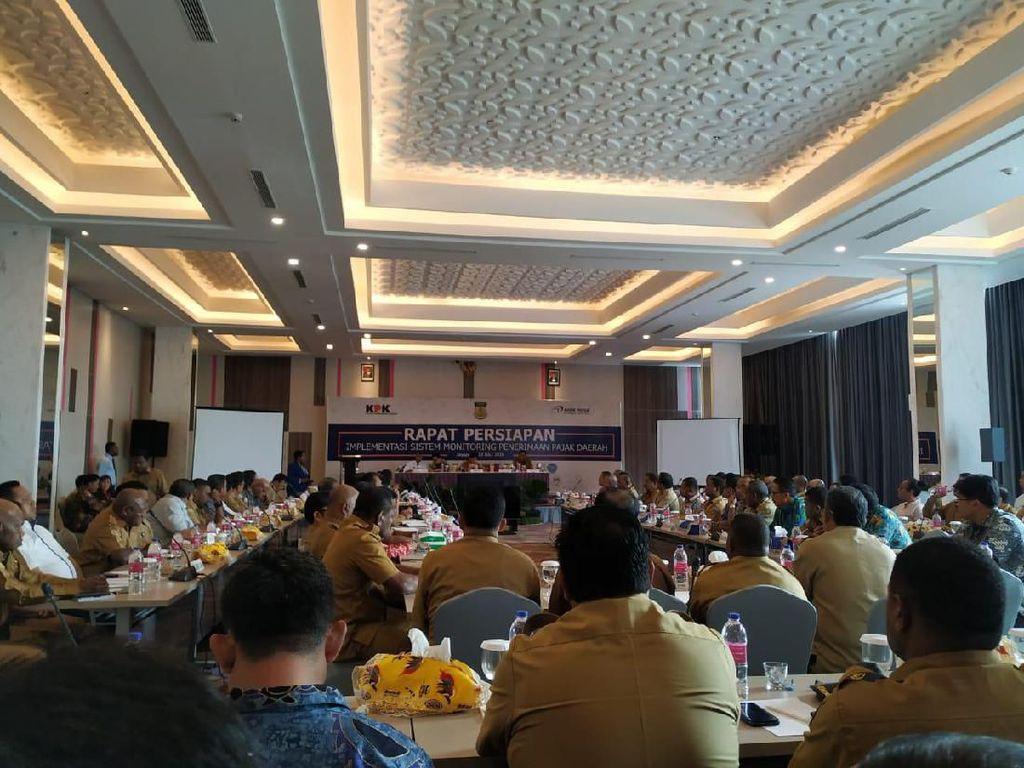 KPK Datangi Papua Bahas Penertiban Aset Ratusan Miliar