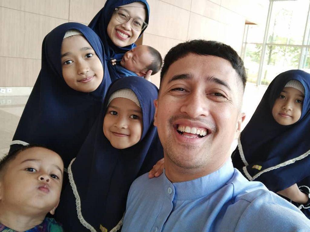 2 Minggu Lawan Corona, Irfan Hakim: Alhamdulillah Masih Diberi Umur