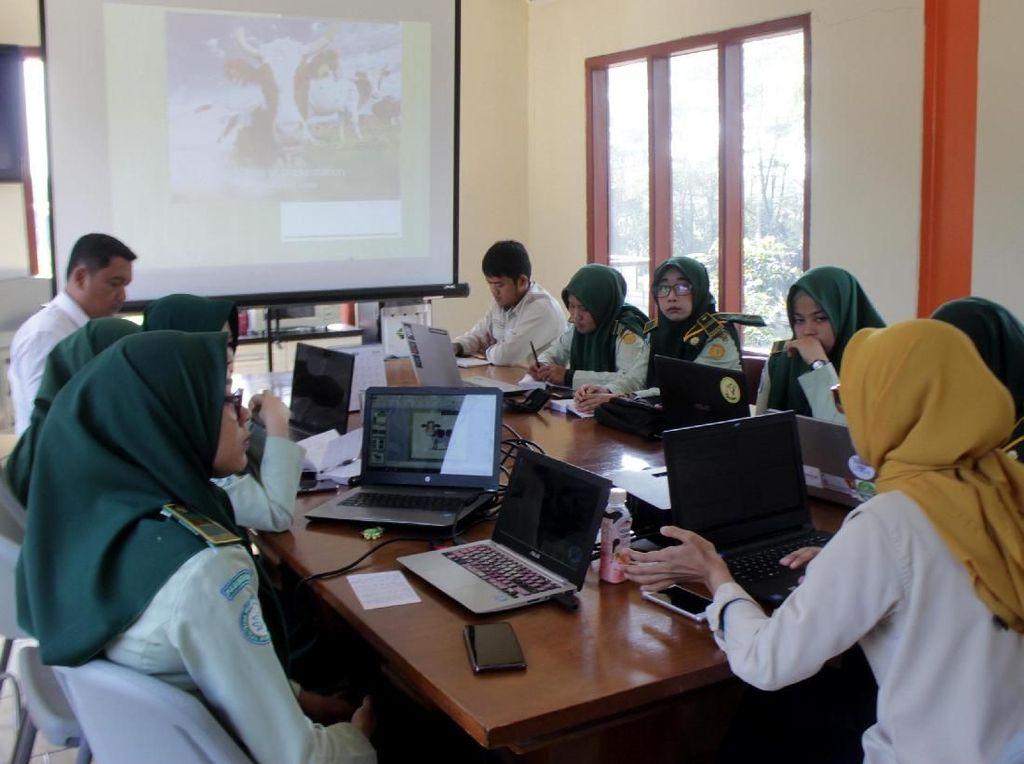 Tingkatkan Kompetensi SDM Lewat Program Vokasi