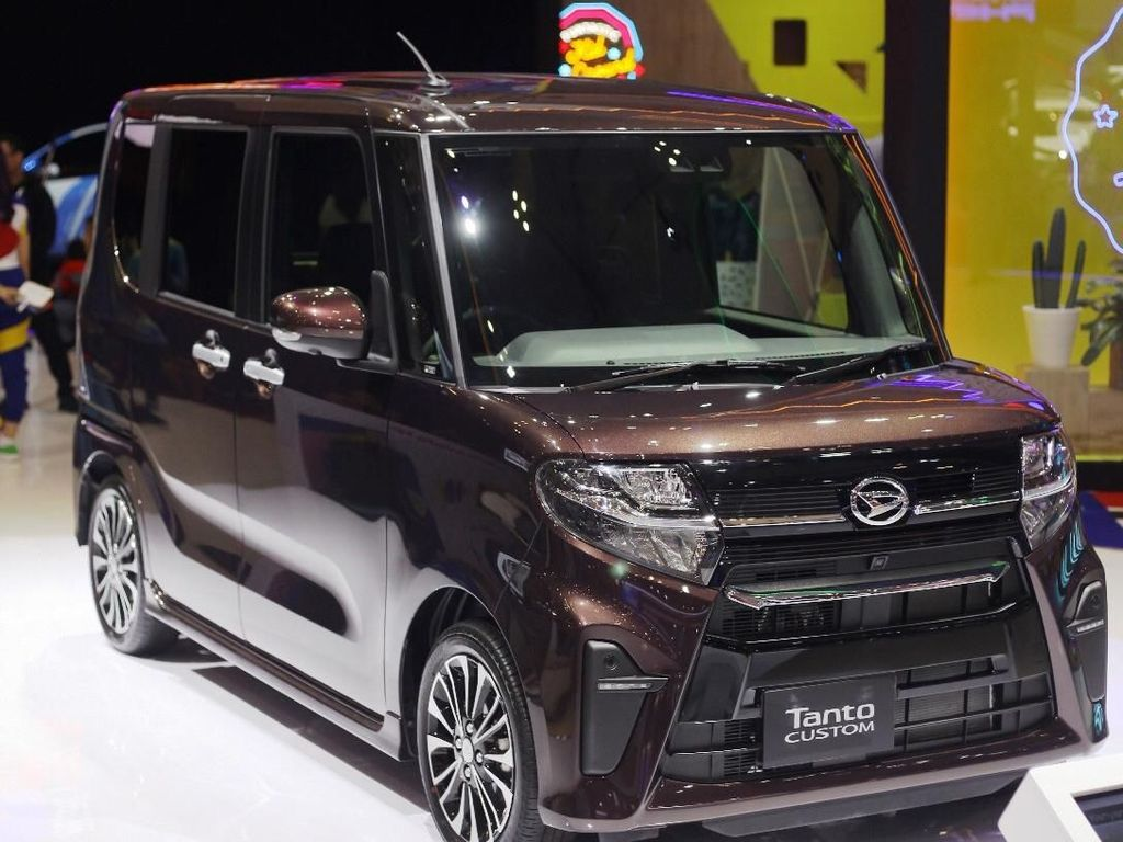 New Tanto, Mobil Mungil Daihatsu yang Unggulkan Manuver Stabil