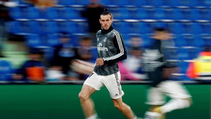 Gareth Bale dikabarkan tengah diminati Tottenham Hotspur (Sergio Perez/Reuters)